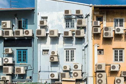 Climatizzatori SENZA unità esterna: efficacia e zero impatto architettonico