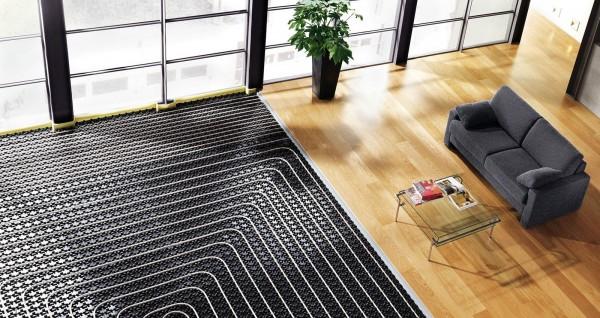 Riscaldamento a pavimento: tutti i vantaggi